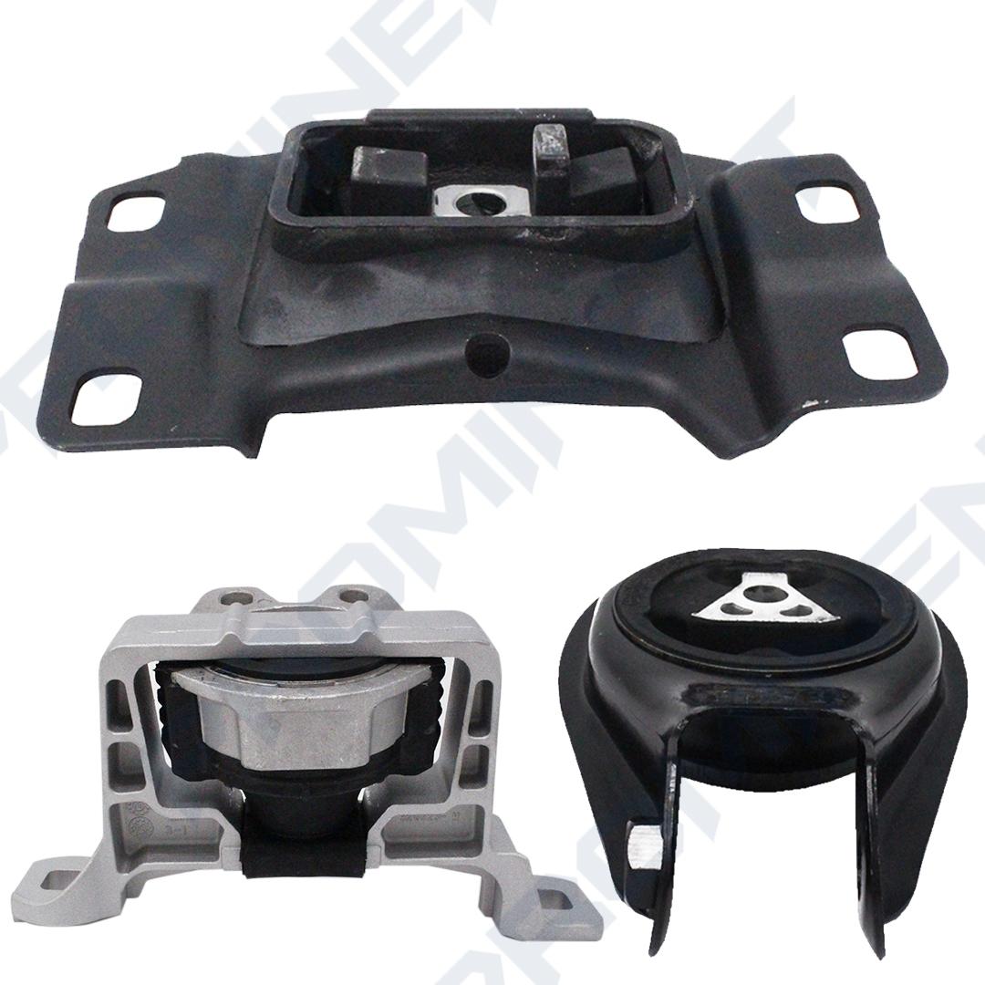 Engine Motor /& Transmission Mount Set 3PCS For Mazda 3 SP23 Hatchback FWD