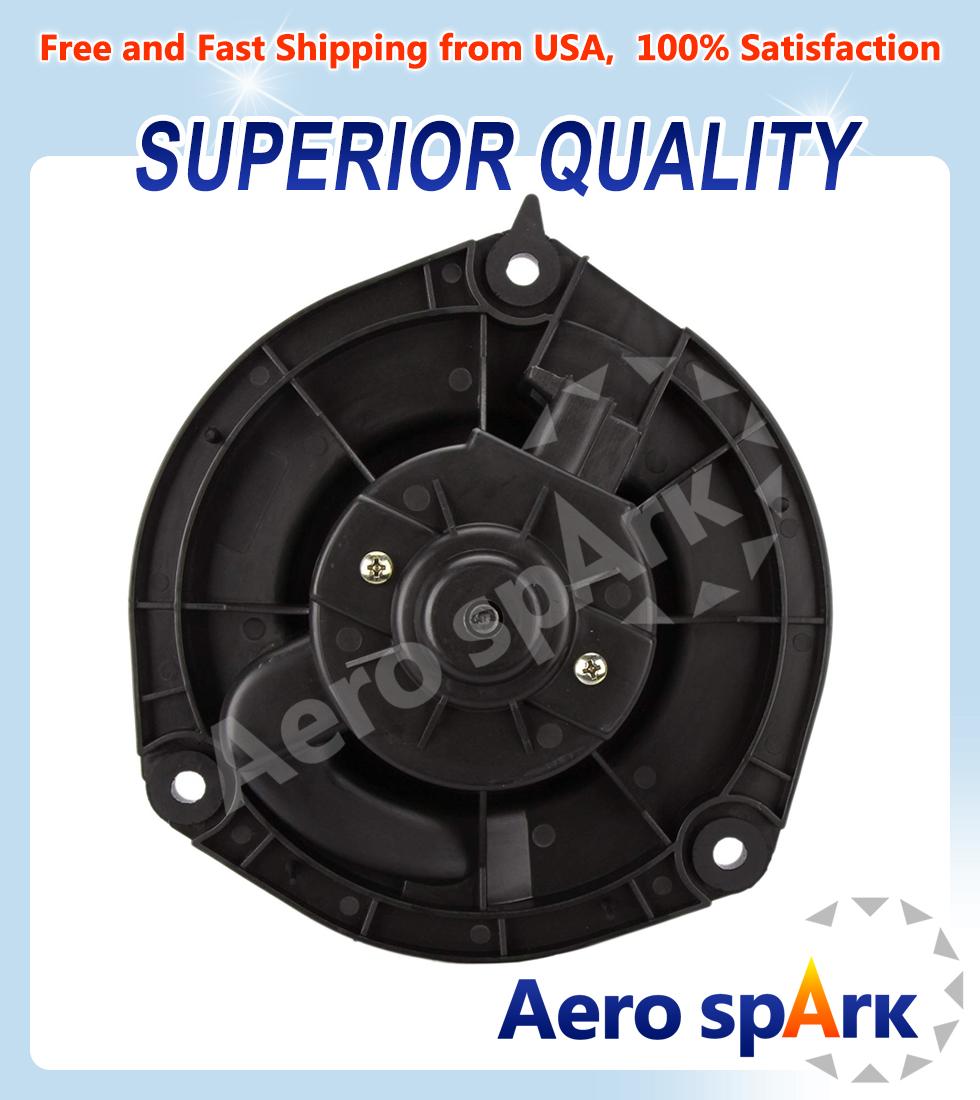 Ac Heater Blower Motor W  Fan For 2004