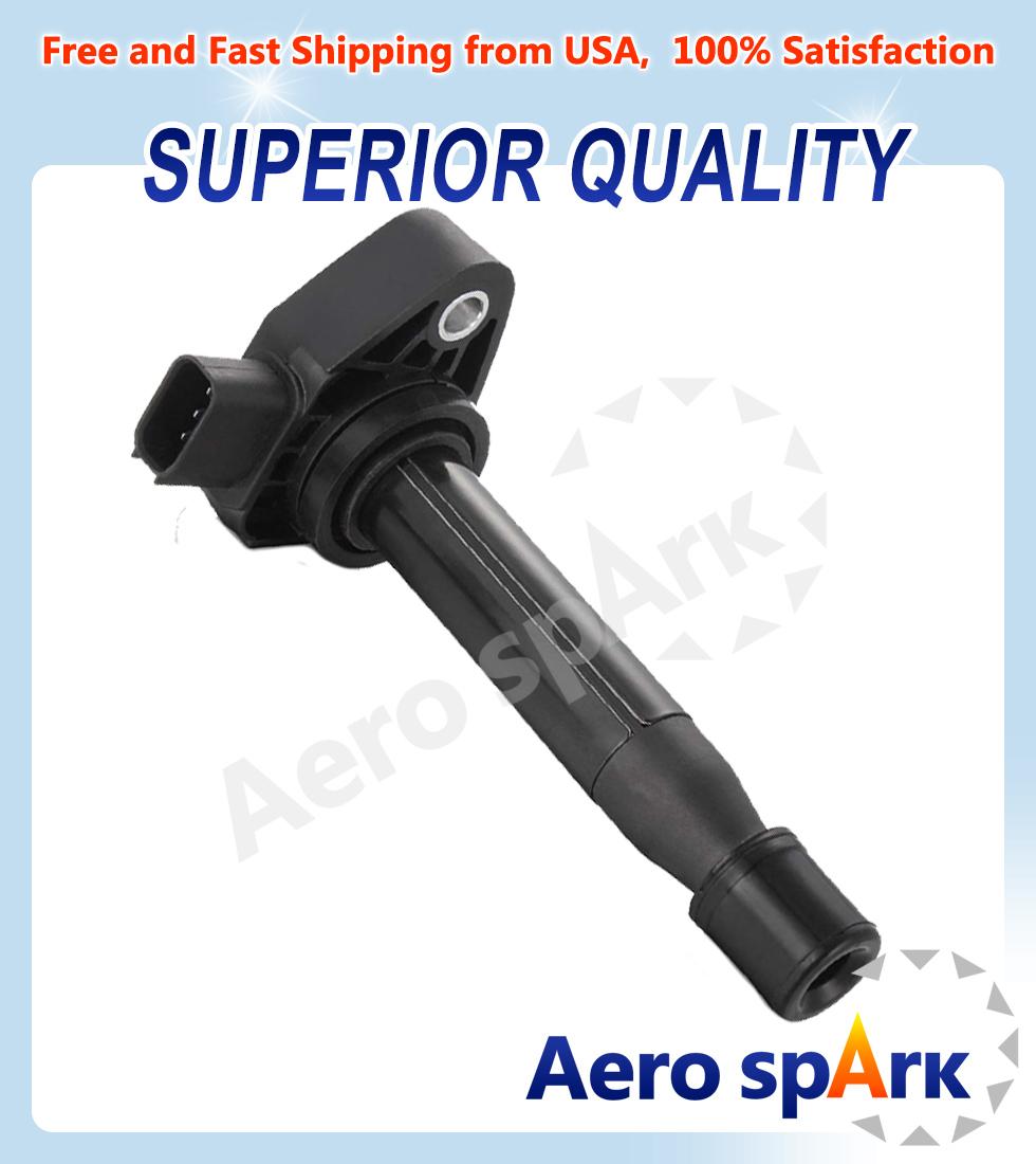UF242 Ignition Coil 30520P8FA01 For 00-07 Honda Accord